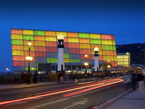 Kursaal escenario del XIV Congreso Nacional de Hostelería