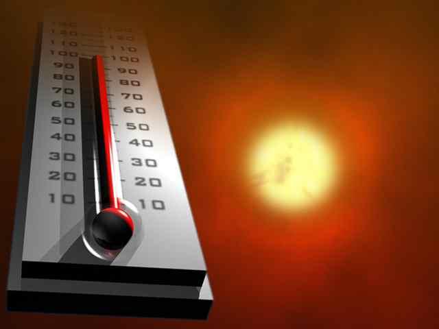 Cómo prevenir un golpe de calor