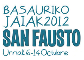 Fiestas Basauri 2012