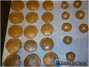 Receta Galletas de Nutella