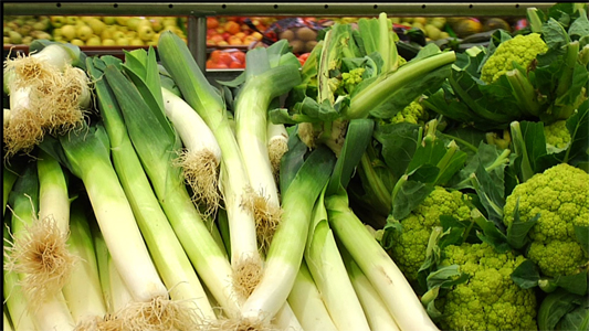 frutas y verduras en febrero