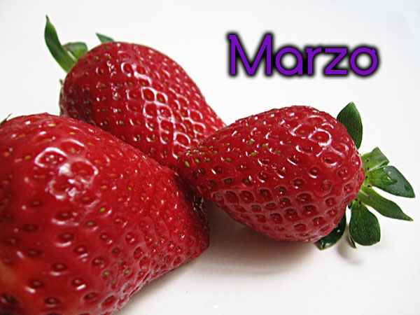 Frutas y Verduras para disfrutar en el mes de Marzo