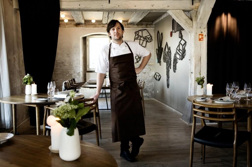 restaurante Noma Dinamarca - René Redzepi