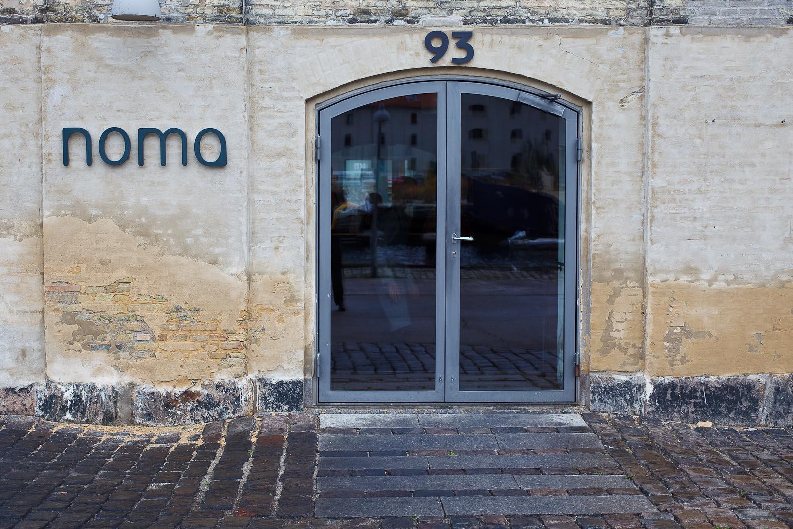 restaurante Noma Dinamarca