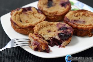 receta Bizochitos de cereza