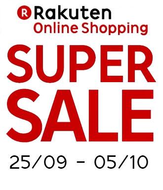 Super Sale Rakuten