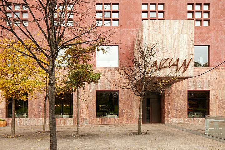 Aizian en Bilbao gana una estrella Michelin 2015