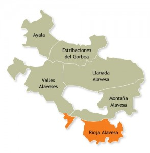 Zona Rioja Alavesa