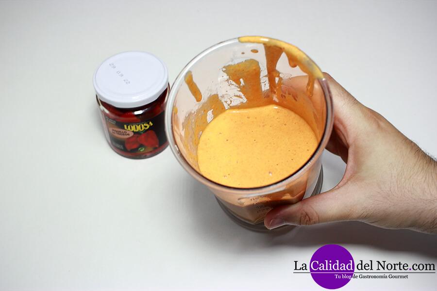 Rollito piquillo Lodosa ventresca Serrats MahatsHerri CalidadVasca