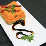 Pintxo pastel de pimiento del piquillo LaCalidadDelNorte MahatsHerri CalidadVasca.com