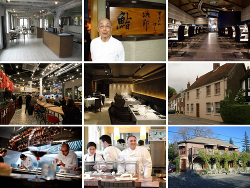 Los restaurantes más difíciles de reservar 2012