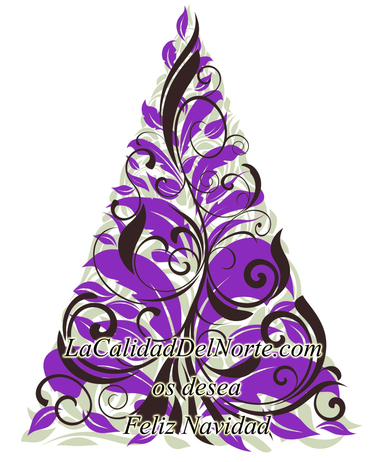 Feliz Navidad y feliz año 2013